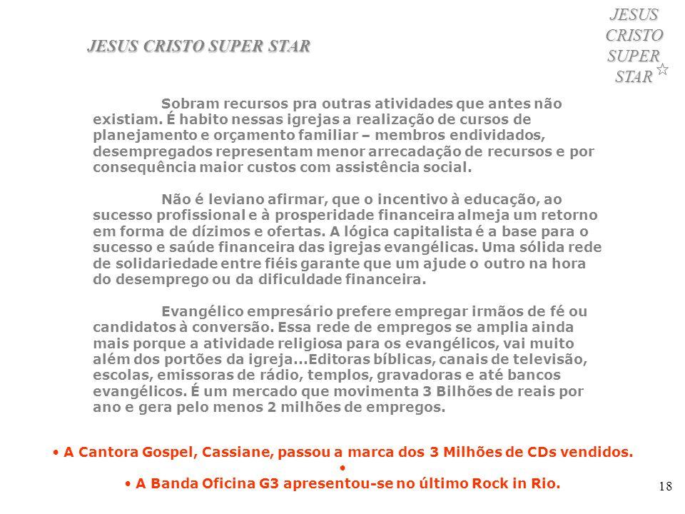 A Banda Oficina G3 apresentou-se no último Rock in Rio.