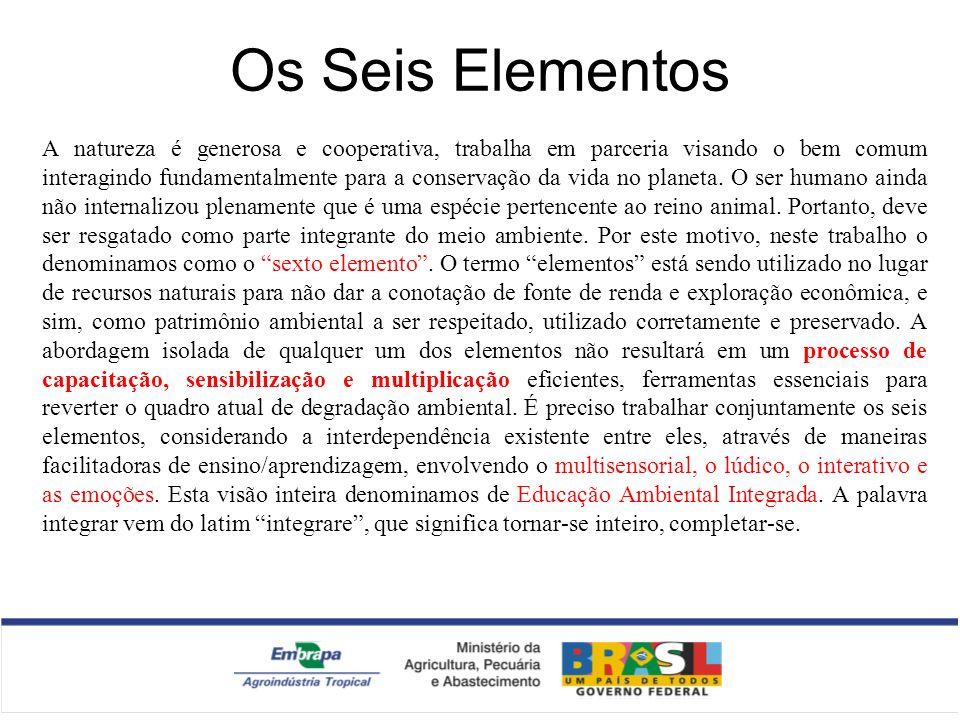 Os Seis Elementos