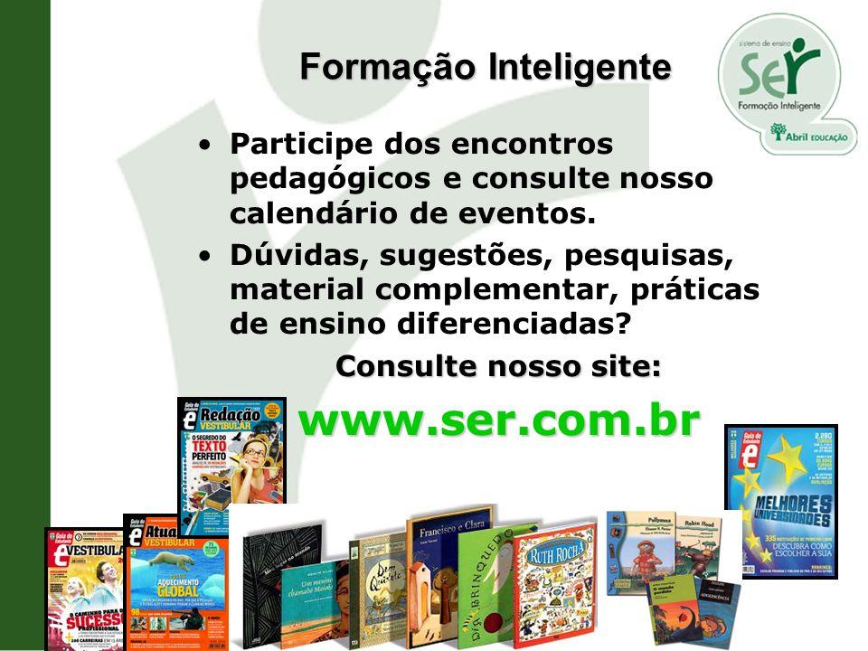 www.ser.com.br Formação Inteligente