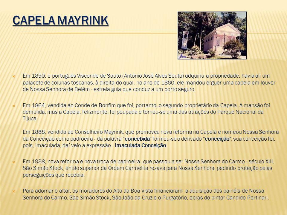Capela Mayrink