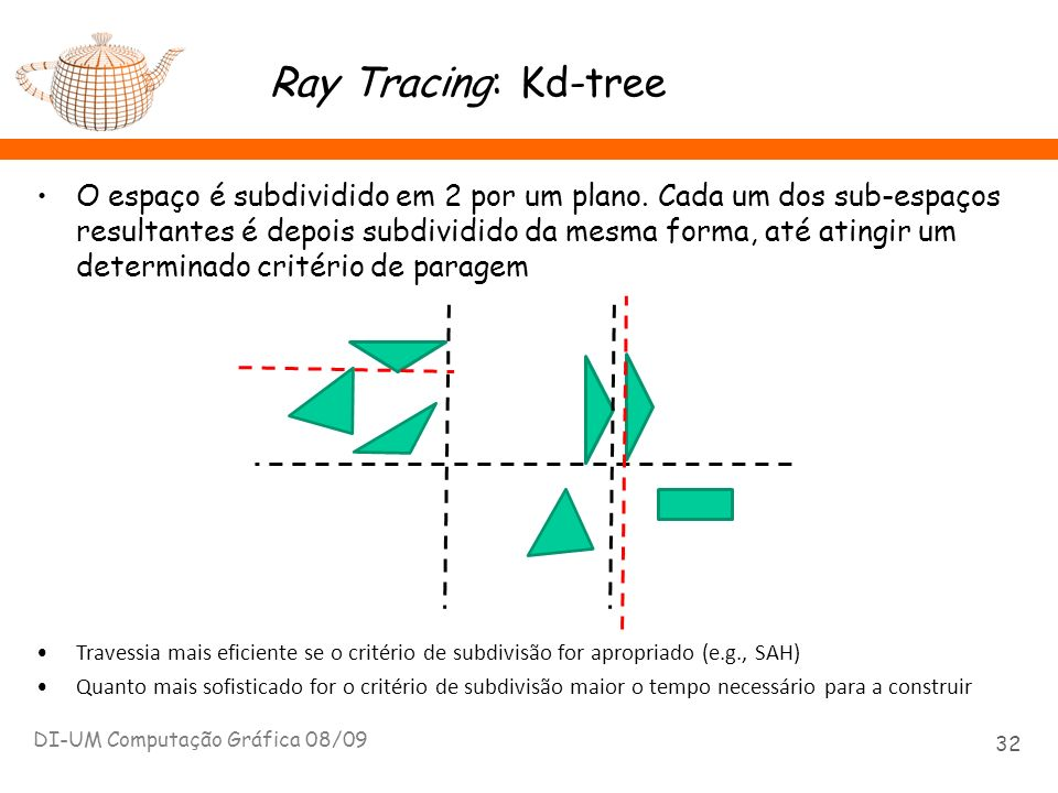 Ray Tracing: Kd-tree