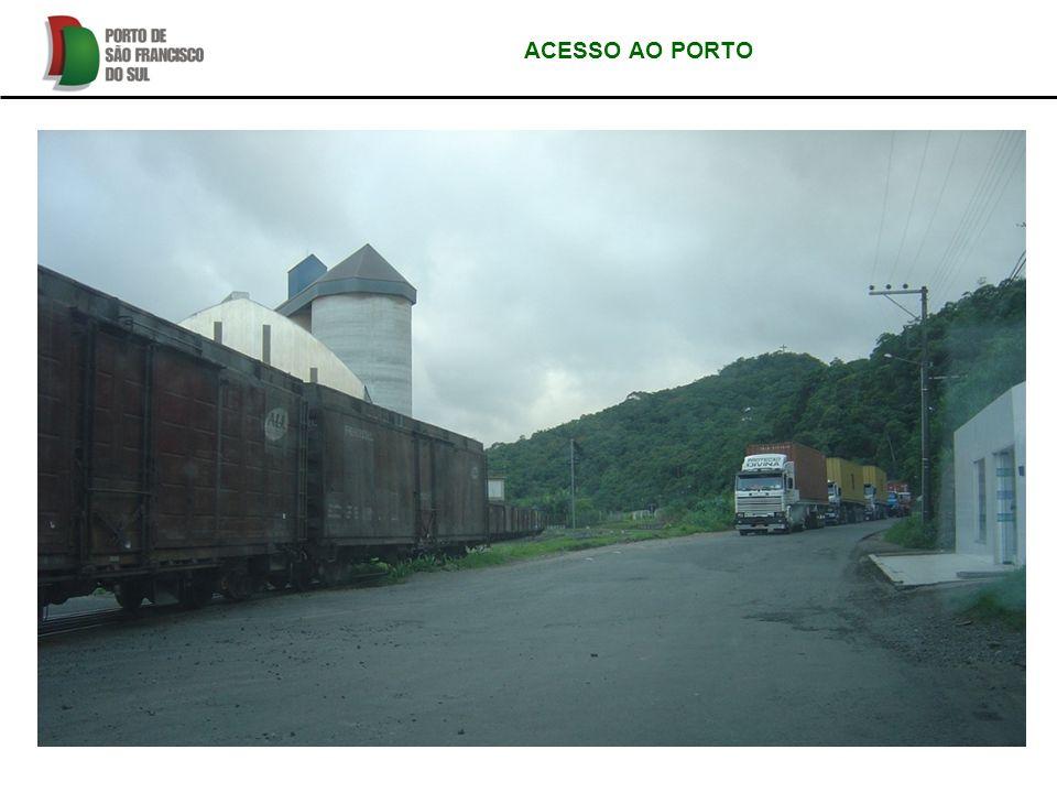 ACESSO AO PORTO