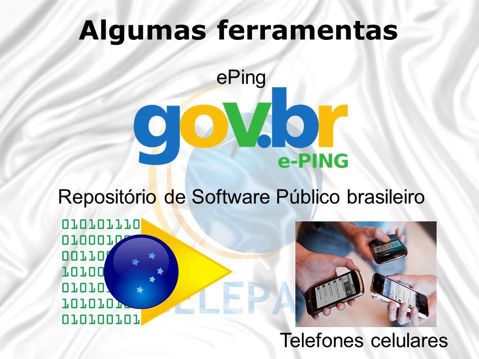 Repositório de Software Público brasileiro