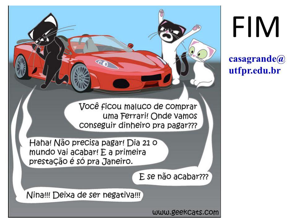 FIM casagrande@utfpr.edu.br