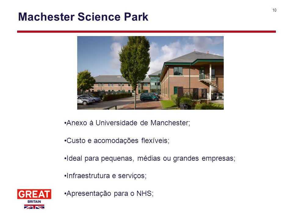 Machester Science Park
