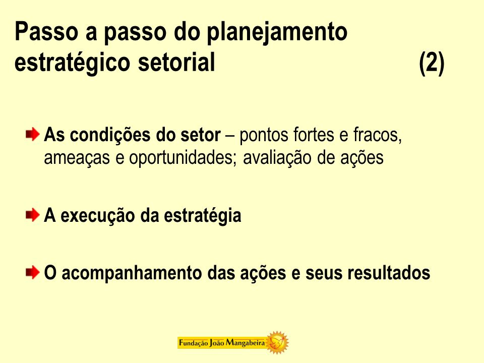 Passo a passo do planejamento estratégico setorial (2)