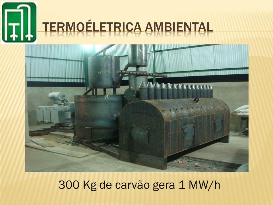 TERMOÉLETRICA AMBIENTAL