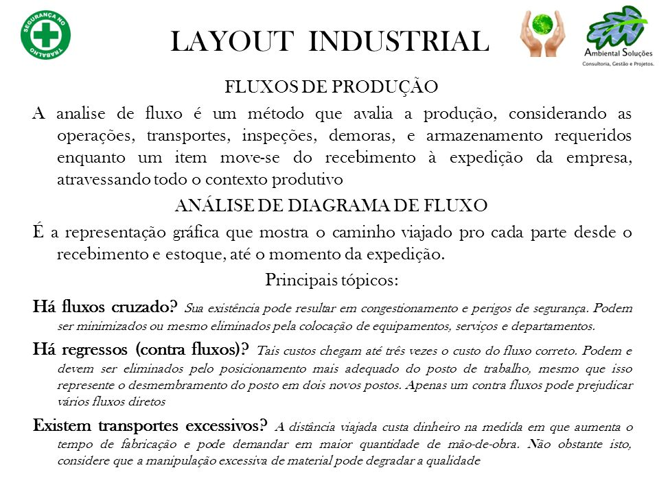 LAYOUT INDUSTRIAL