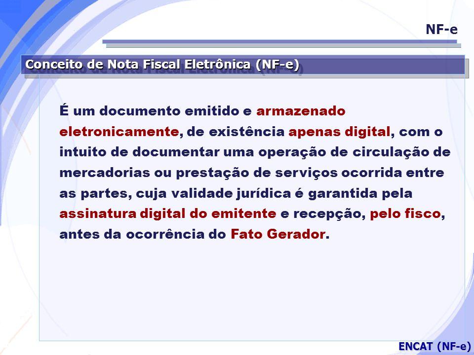 NF-eConceito de Nota Fiscal Eletrônica (NF-e)