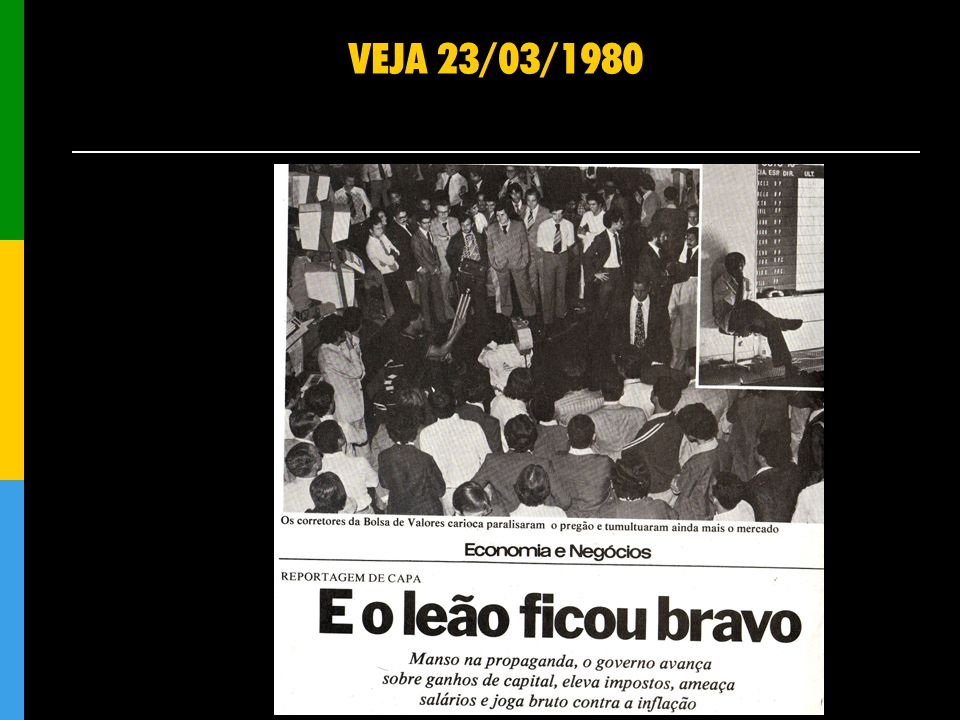 VEJA 23/03/1980
