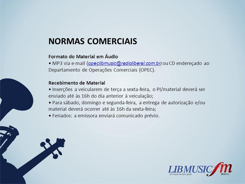 NORMAS COMERCIAIS