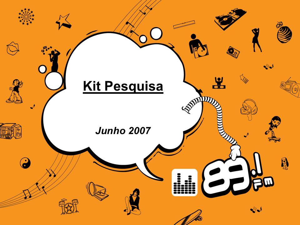 Kit Pesquisa Junho 2007