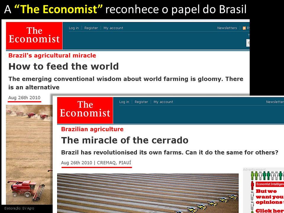 A The Economist reconhece o papel do Brasil