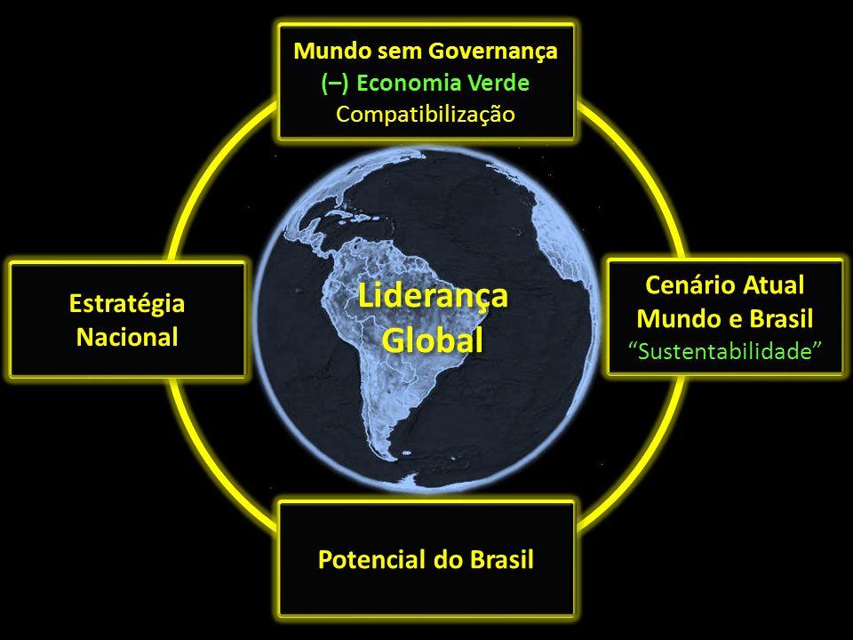 Liderança Global Cenário Atual Mundo e Brasil Sustentabilidade