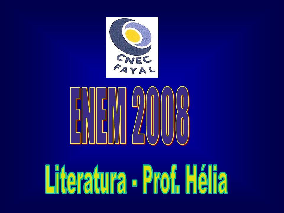 Literatura - Prof. Hélia