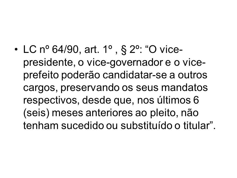 LC nº 64/90, art.