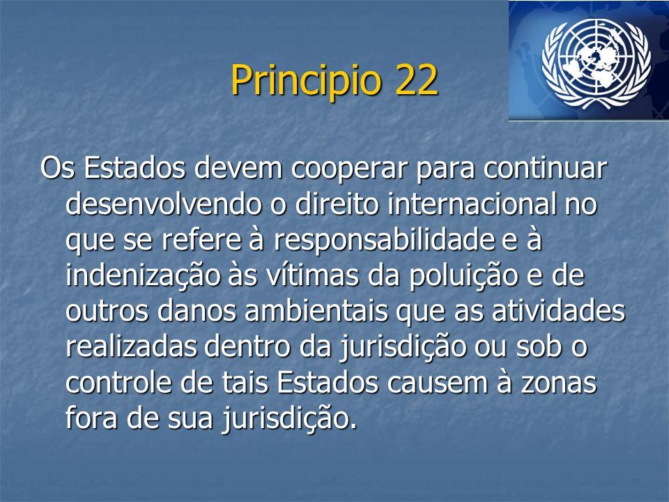 Principio 22