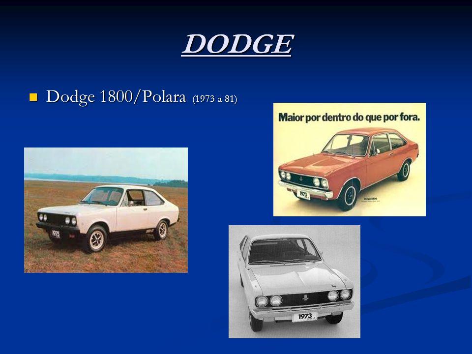 DODGE Dodge 1800/Polara (1973 a 81)