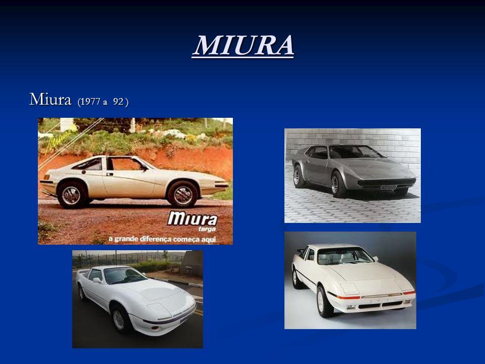 MIURA Miura (1977 a 92 )