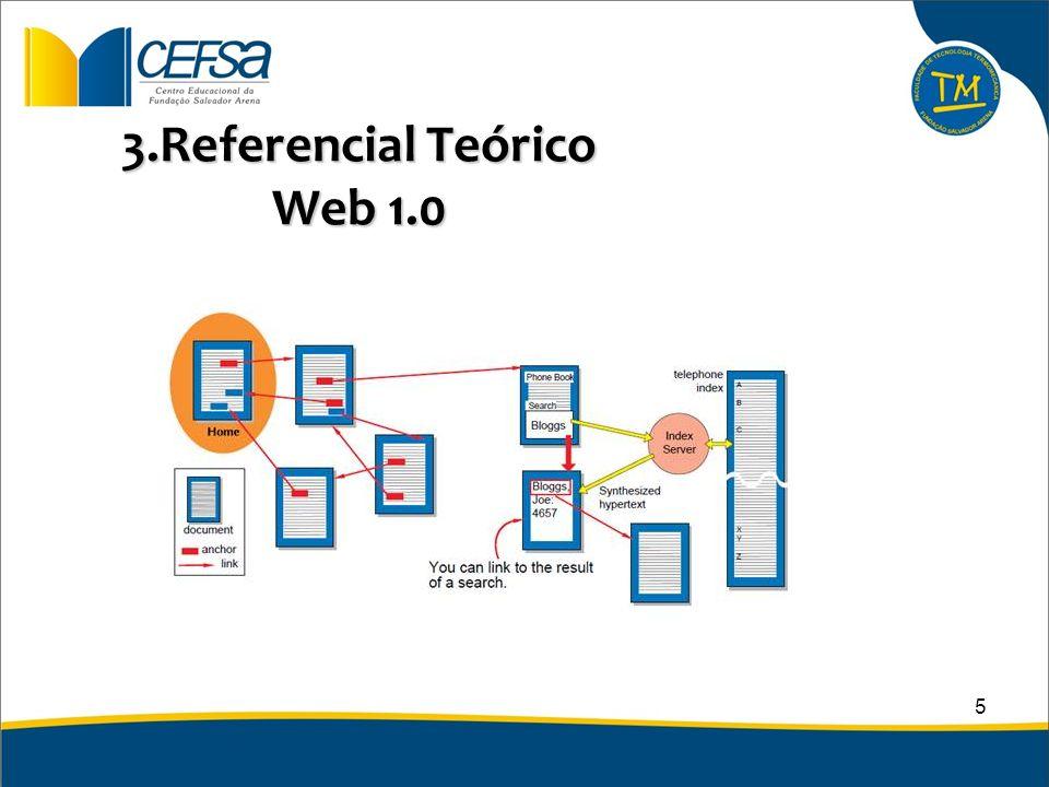3.Referencial Teórico Web 1.0