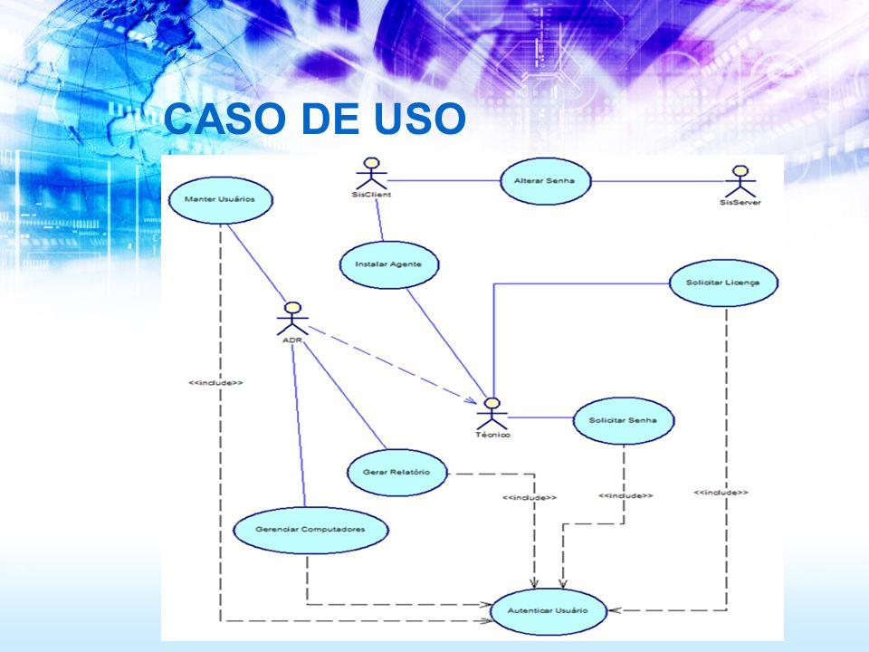 CASO DE USO