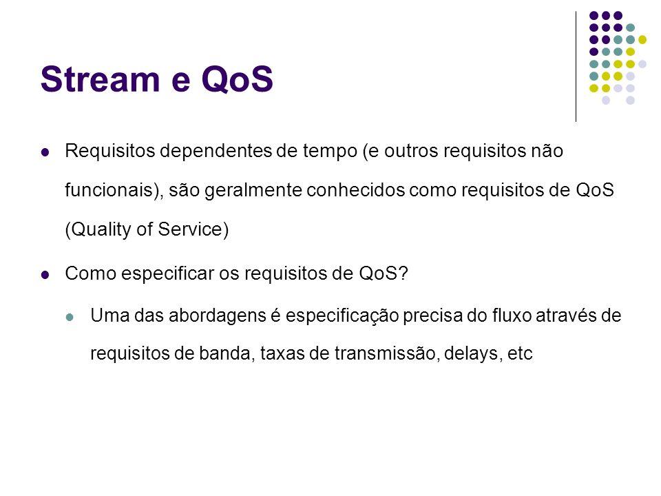 Stream e QoS