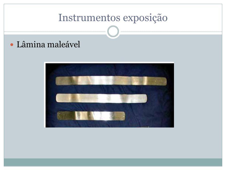Instrumentos exposição