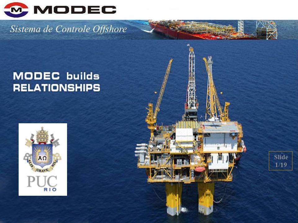 Sistema de Controle Offshore
