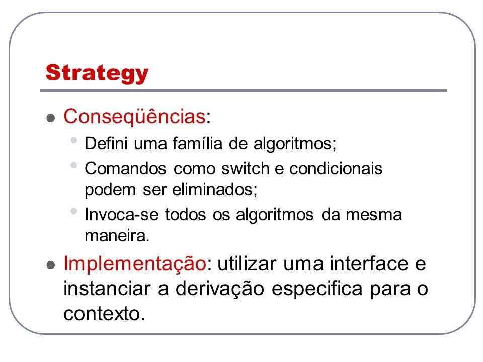 Strategy Conseqüências:
