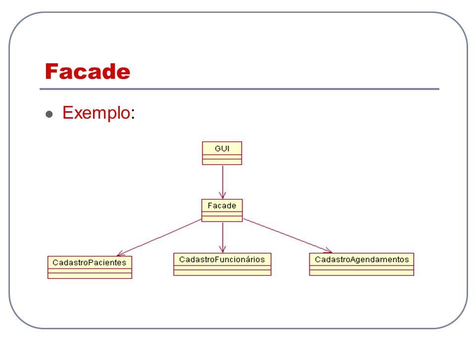 Facade Exemplo: