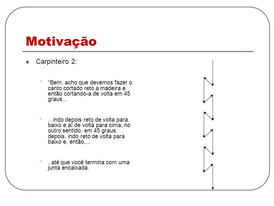Motivação Carpinteiro 2:
