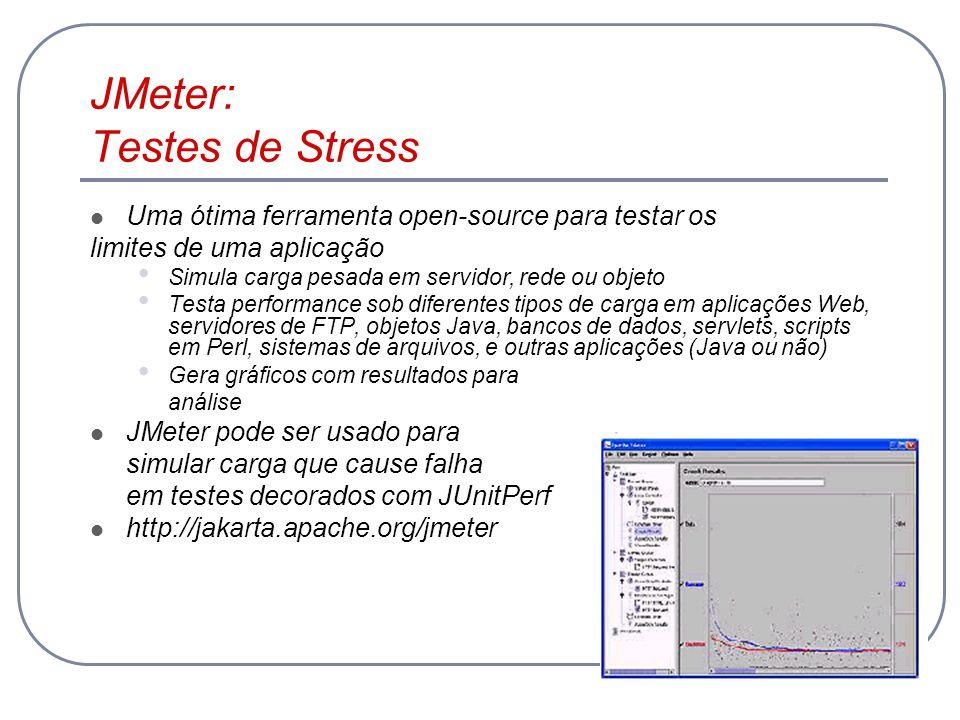 JMeter: Testes de Stress