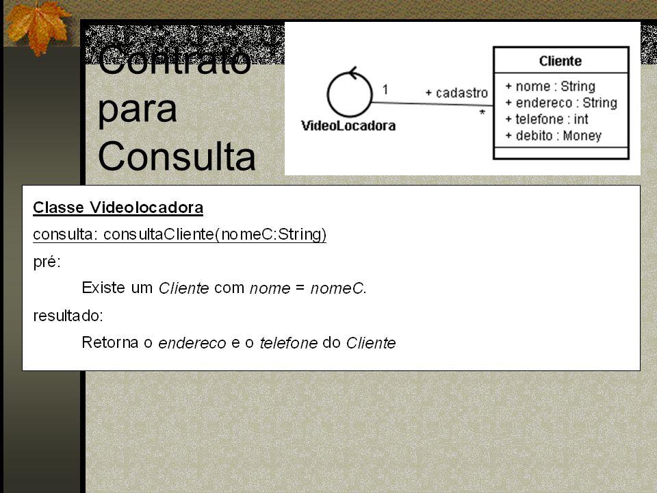 Contrato para Consulta
