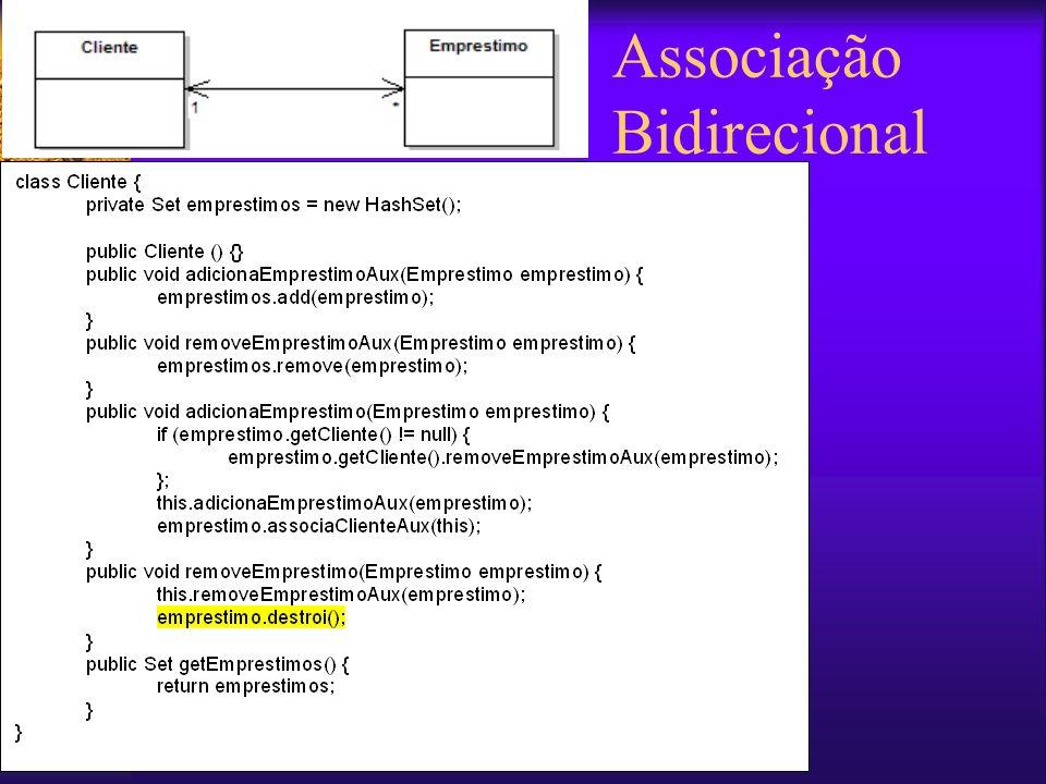 Associação Bidirecional