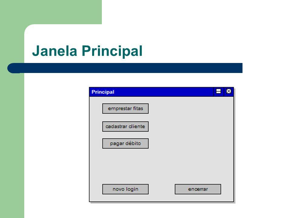 Janela Principal