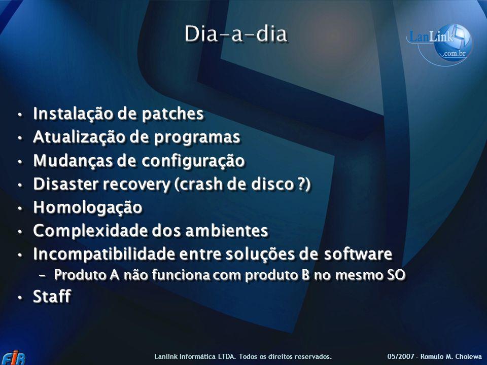 Lanlink Informática LTDA. Todos os direitos reservados.