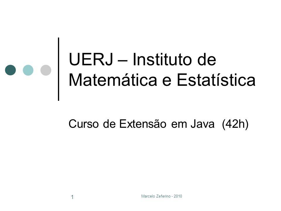 UERJ – Instituto de Matemática e Estatística