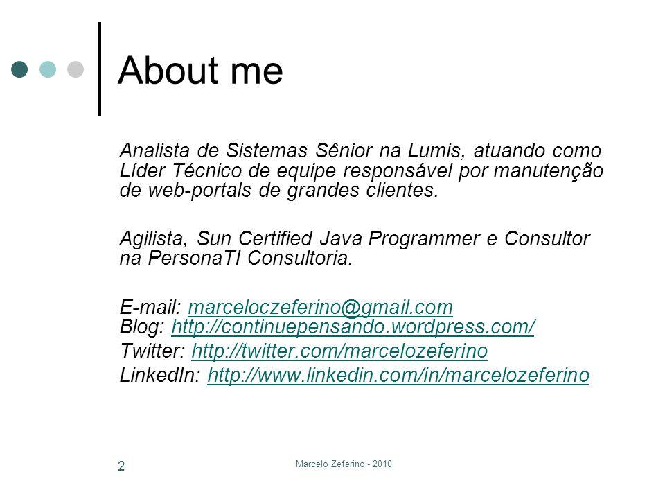 About me Analista de Sistemas Sênior na Lumis, atuando como Líder Técnico de equipe responsável por manutenção de web-portals de grandes clientes.