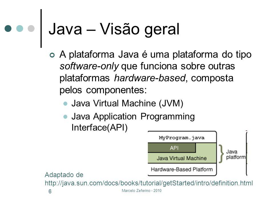 Java – Visão geral