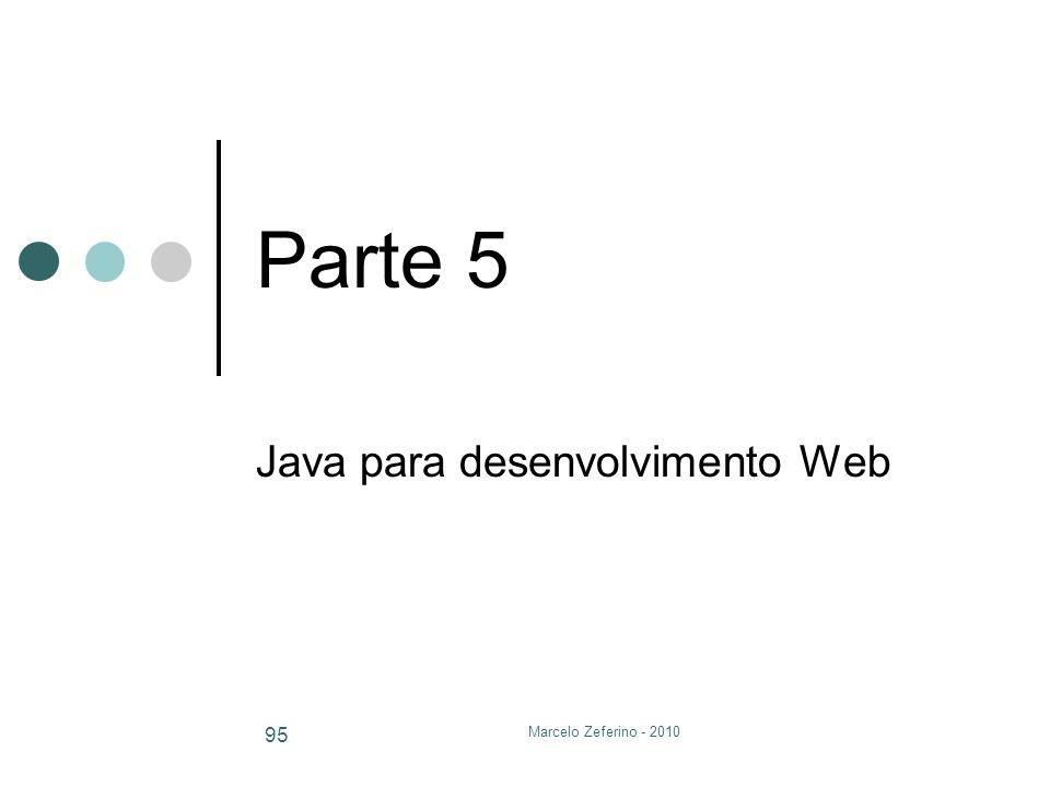 Java para desenvolvimento Web