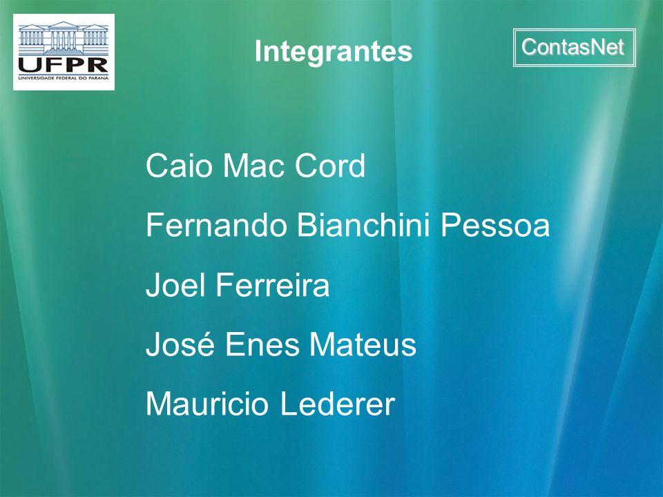 Fernando Bianchini Pessoa Joel Ferreira José Enes Mateus