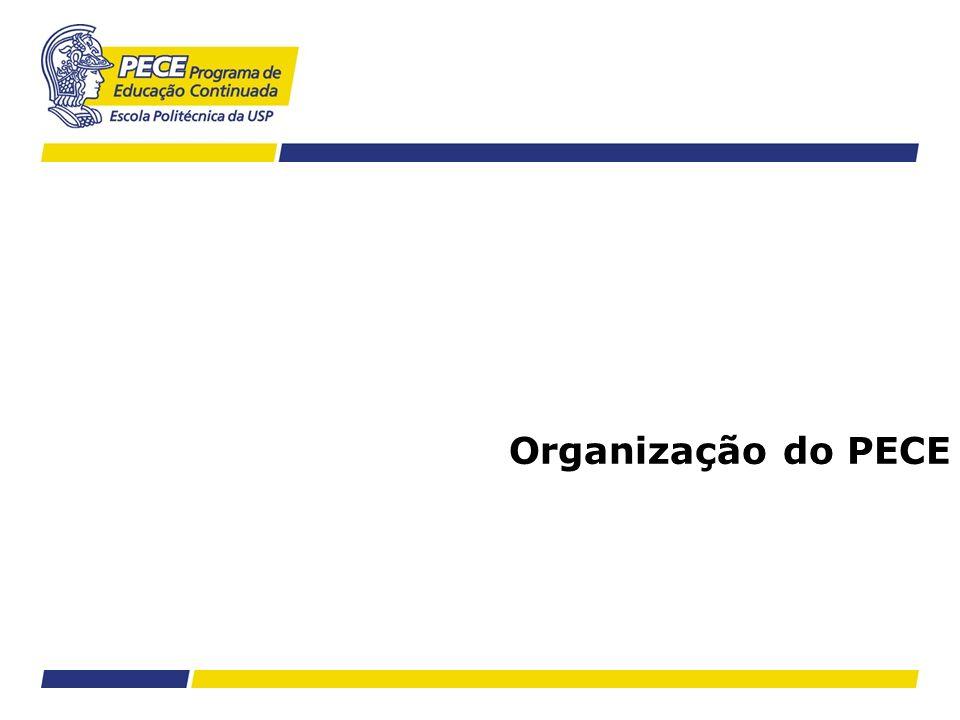 Organização do PECE