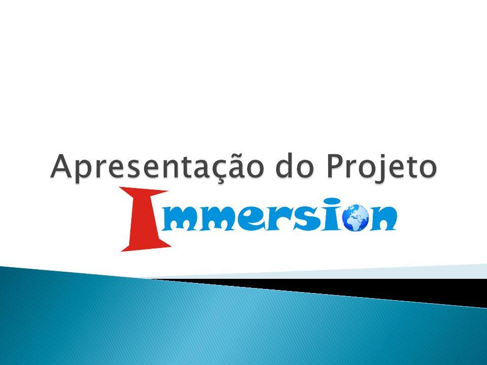 Apresentação do Projeto
