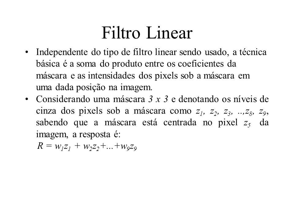 Filtro Linear