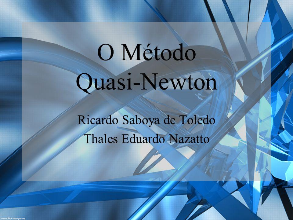 Ricardo Saboya de Toledo Thales Eduardo Nazatto