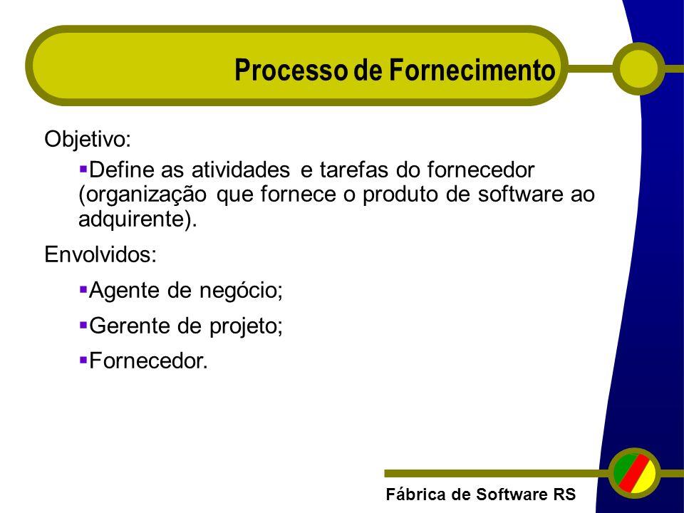 Processo de Fornecimento