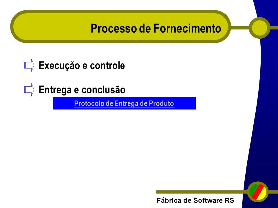 Protocolo de Entrega de Produto