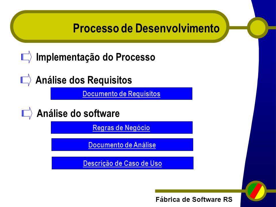 Documento de Requisitos Descrição de Caso de Uso