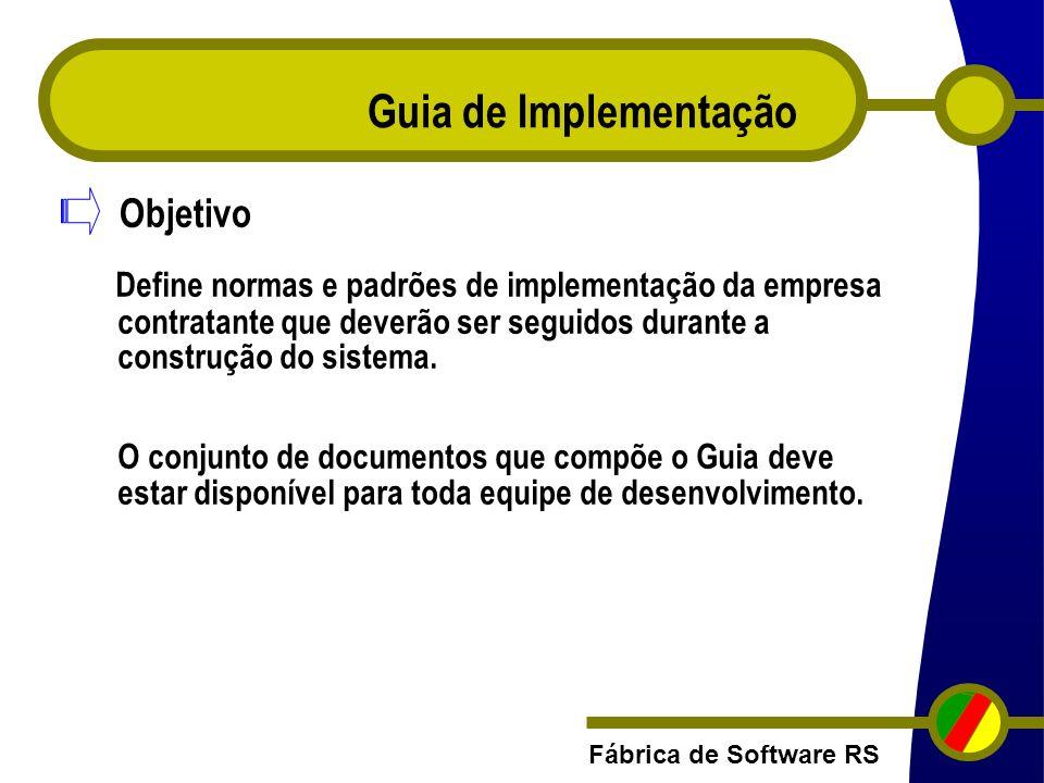 Guia de Implementação Objetivo