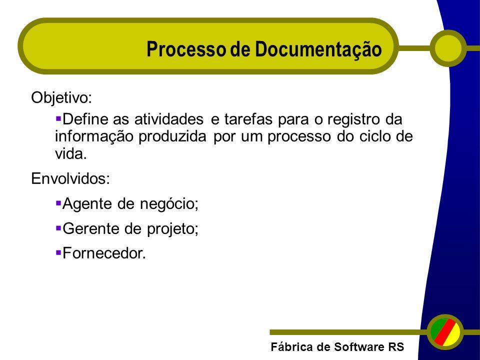 Processo de Documentação